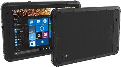 Vanquisher 8-Inch Sunlight Viewable Outdoor Tablet PC, Windows 10 PRO / 64G / IP67 Waterproof/Rugged Design for Enterprise Field Application