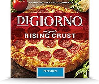 DIGIORNO PIZZA RISING CRUST PEPPPERONI 28 OZ PACK OF 2