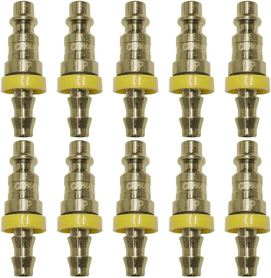 Interstate 引出物 Pneumatics CPH445 1 お見舞い 4 P Coupler Industrial Inch Steel