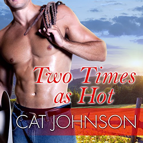 Two Times as Hot audiobook cover art