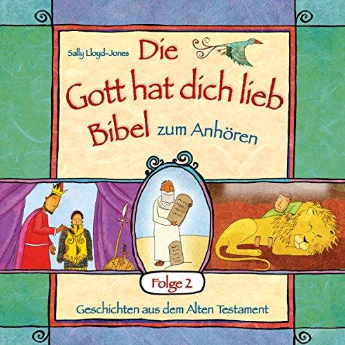 """Die """"Gott hat dich lieb""""-Bibel zum Anhören 2 Titelbild"""