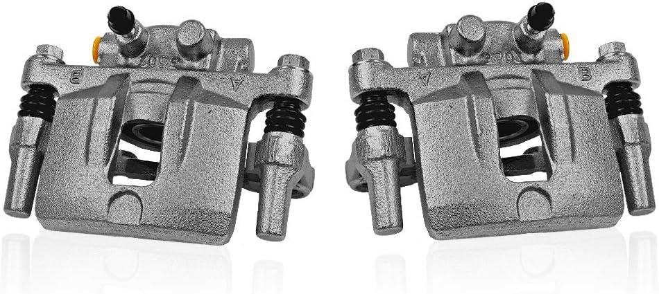 Callahan CCK06688 2 REAR Premium Original Max 52% OFF Brake Pair Calipers High material