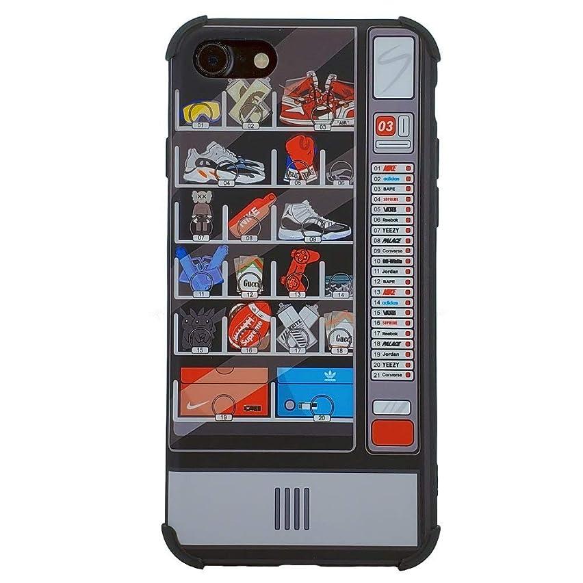 Sneakerhead Vending Machine - TPU Flexible Plastic Protective Case/Cover/Skin/Bumper for iPhone … (iPhone 7+/8+)