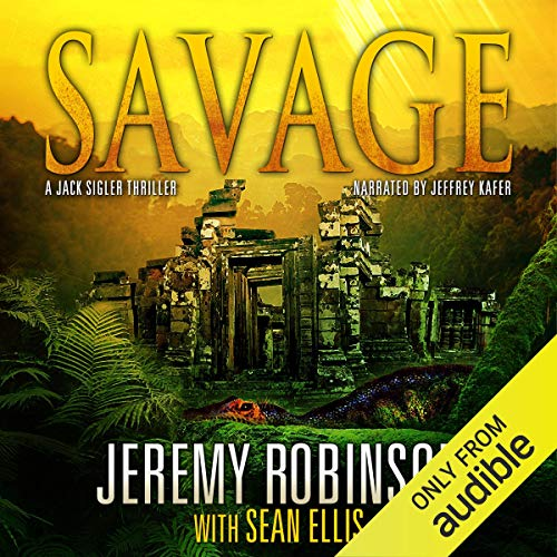 SAVAGE (A Jack Sigler Thriller - Book 6) cover art