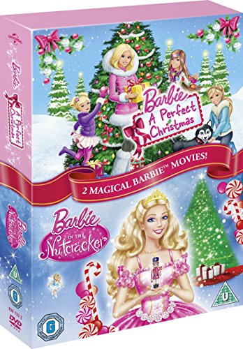 Barbie: A Perfect Christmas / Barbie in the Nutcracker (Double Pack) [DVD] [2010]