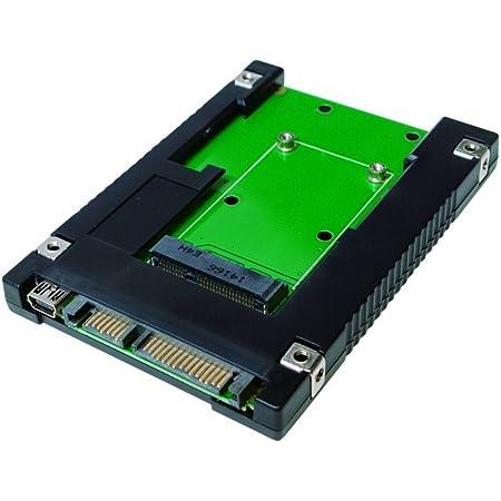 Logilink Msata Ssd To 2 5 Sata Adapter Ua0223 Computer Zubehör