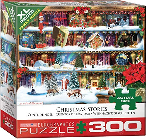 EuroGraphics 5397 Christmas Tales Puzzle (300 Piece)
