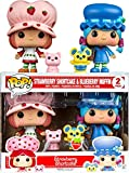 Funko - Figurine Charlotte Aux Fraises - 2-Pack Strawberry & Blueberry Exclu Pop 10cm - 088969812023...