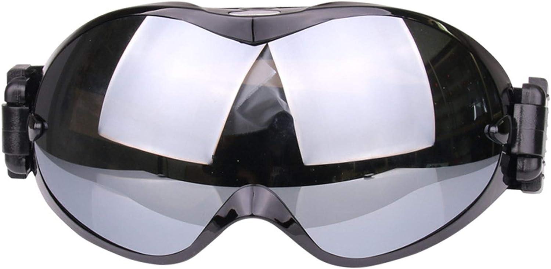 Blisfille Gafas Proteccion Ocular Deporte Gafas Bicicleta Transparentes,Negro
