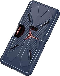 Cases For (LENOVO LEGION PHONE DUEL) - high protection - soft flexible TPU shockproof - anti slip (blue)