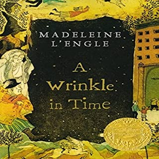 A Wrinkle in Time: 50th Anniversary Commemorative Edition audiobook cover art