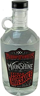 moonshine hot sauce scoville