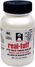 Best Real Tuff[TM] PTFE Thread Sealant, White Review