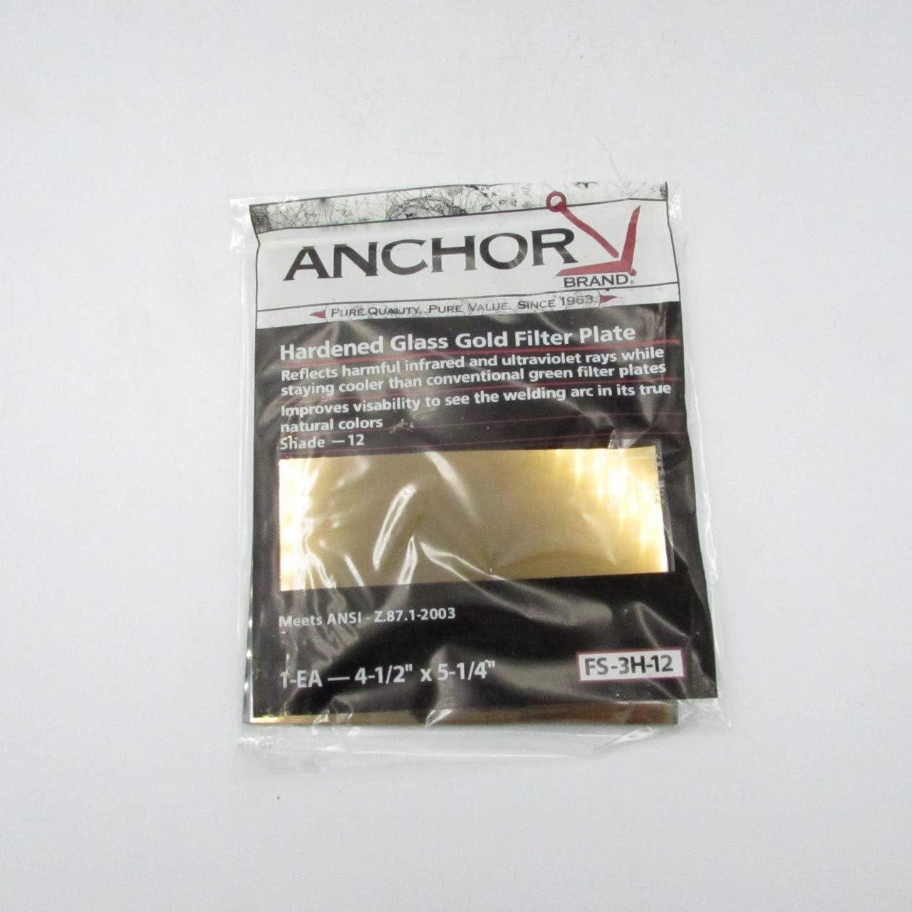 Anchor 1 year warranty Brand 101-FS-3H-12 Fs-3H-12 4X5 Spasm price Goldfilter Plate
