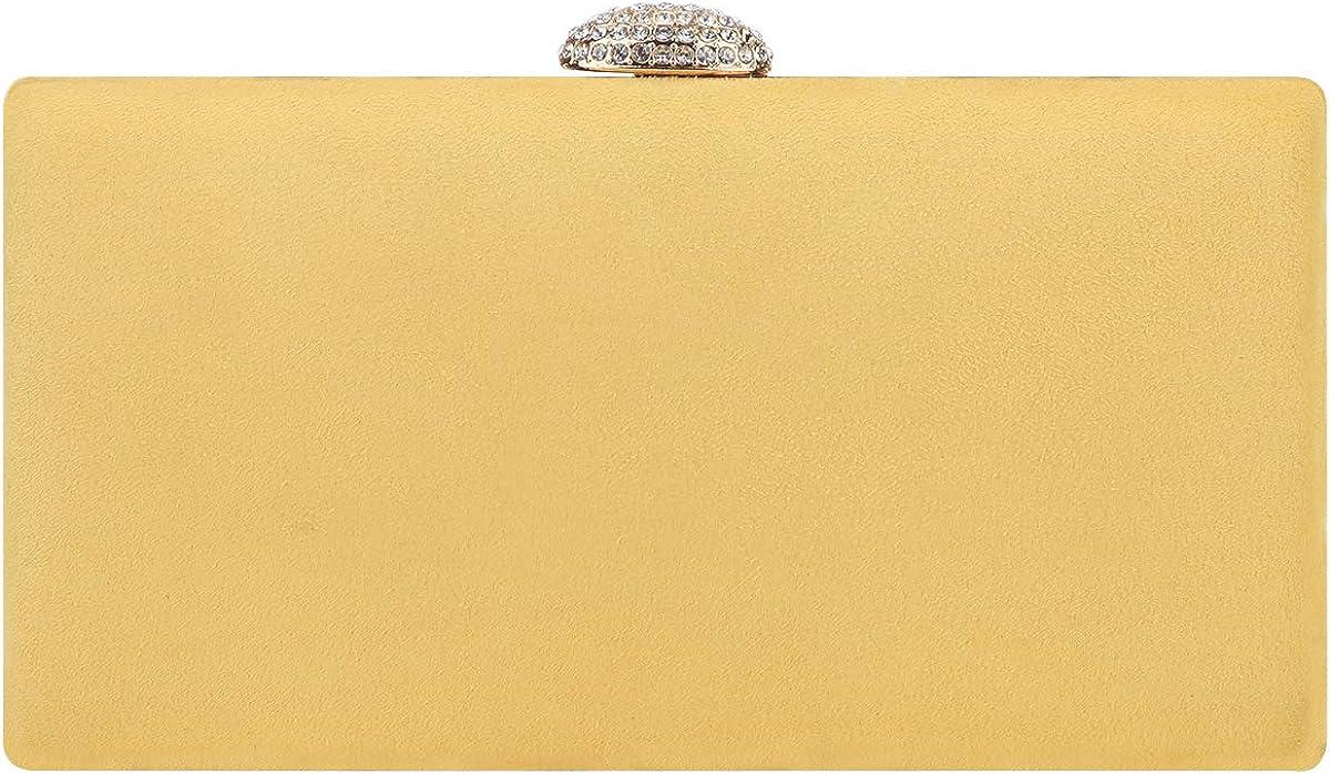 Fawziya Velvet 35% OFF Clutch Rhinestone Mail order Envelope Evening Purse