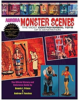 Aurora Monster Scenes - The Most Controversial Toys of a Generation