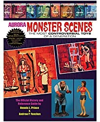 Aurora Monster Scenes Book