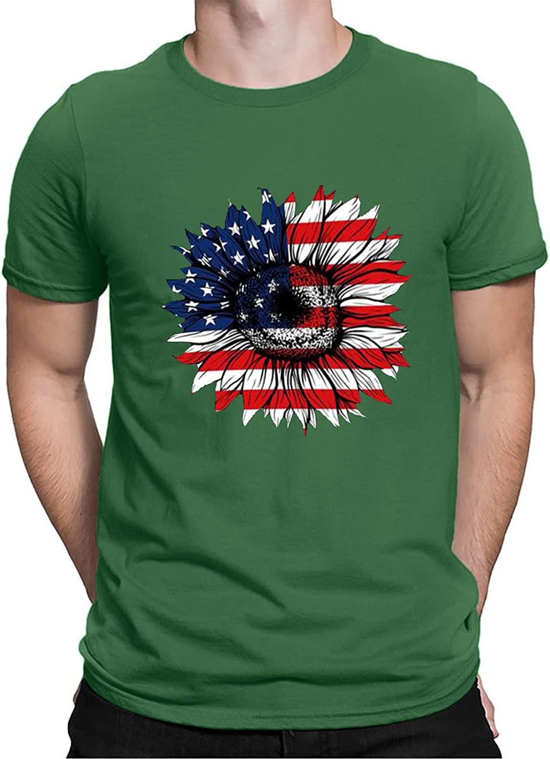 JSPOYOU T-Shirt for Men's Summer Printing Digital Bombing free shipping Independenc 3D Super beauty product restock quality top!