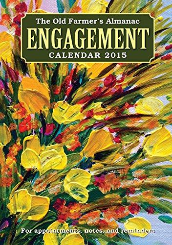 The Old Farmer's Almanac 2015 Engagement Calendar