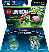 Lego Dimensions Ghostbusters Slimer Fun Pack