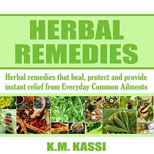 Herbal Remedies audiobook cover art