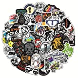 Cool Bike Stickers for Kids and Teen, Waterproof Stickers for Water Bottle Laptop Hydro Flask, Vinyl Decal for Phone Skate Travel Case (Mountain Bike)