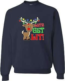 Best navy reindeer jumper Reviews