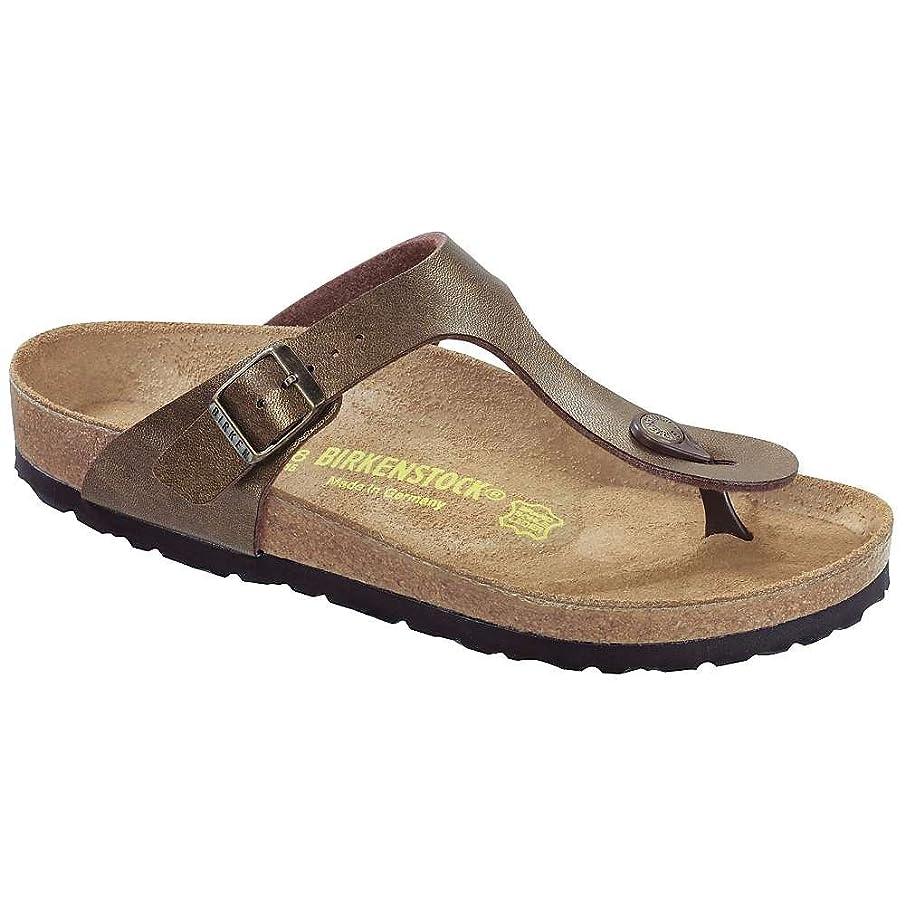 後方二年生腐敗ビルケンシュトック レディース サンダル Birkenstock Women's Gizeh Sandal [並行輸入品]