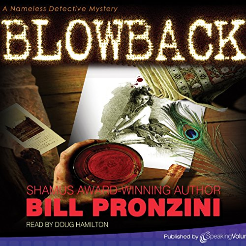 Blowback Audiobook By Bill Pronzini cover art