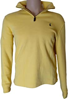Polo Ralph Lauren Men's French-Rib Half-Zip Pullover