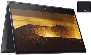 """2021 Newest HP Envy x360 2-in-1 Laptop, 15.6"""" FHD Touchscreen, AMD Ryzen 7 4700U 8-Core Processor, 16GB RAM, 512GB SSD, Ba..."""