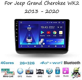 """Schutzfolie Displayfolie 2x Displayschutz Klar Uconnect 8.4/"""" Jeep Cherokee"""