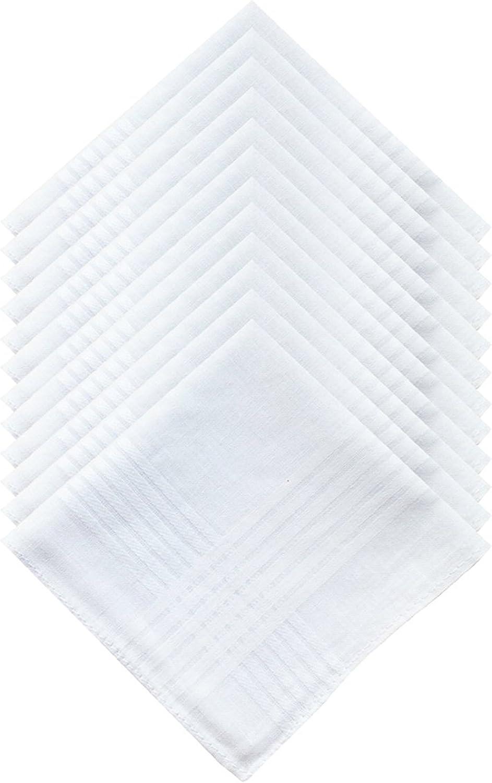 UQ 100% Cotton Men's Handkerchiefs