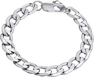 Best solid silver bike chain bracelet Reviews