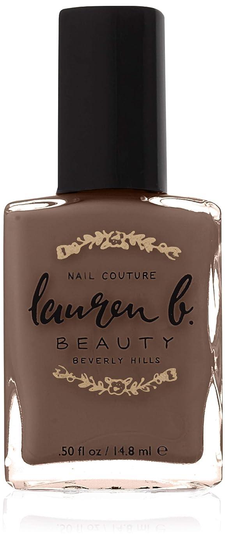 腹小説起こるLauren B. Beauty Nail Polish - #Nude No. 4 14.8ml/0.5oz