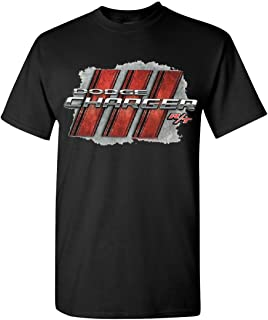 Dodge Charger R/T T-Shirt American Muscle Car Cotton Tee