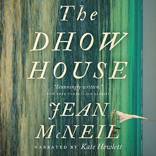 The Dhow House audiobook cover art