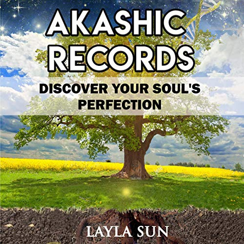 The Akashic Records audiobook cover art