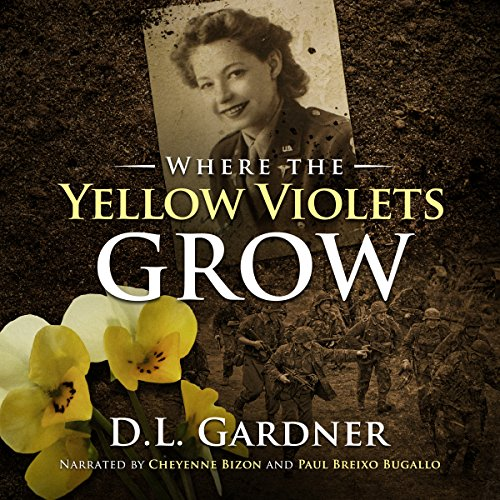 Where the Yellow Violets Grow audiobook cover art