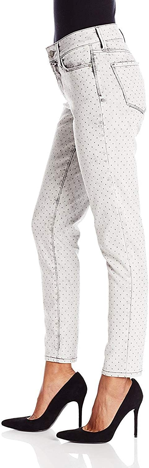 NYDJ Women's Novelty Max 90% OFF Print Jeans Skinny Ankle Clarissa 25% OFF
