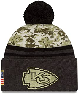 salute to service chiefs beanie
