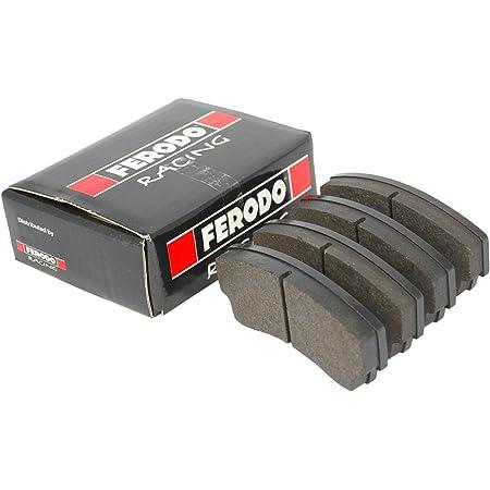 Ferodo Fds1641 Bremsbelagsatz Scheibenbremse 4 Teilig Auto