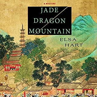 Jade Dragon Mountain audiobook cover art
