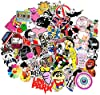 Cool Random Stickers 55-700pcs FNGEEN Laptop Stickers Bomb Vinyl Waterproof Stickers Variety Pack for Luggage Computer Skateboard Car Motorcycle Decal for Teens Adults (55 PCS) #2