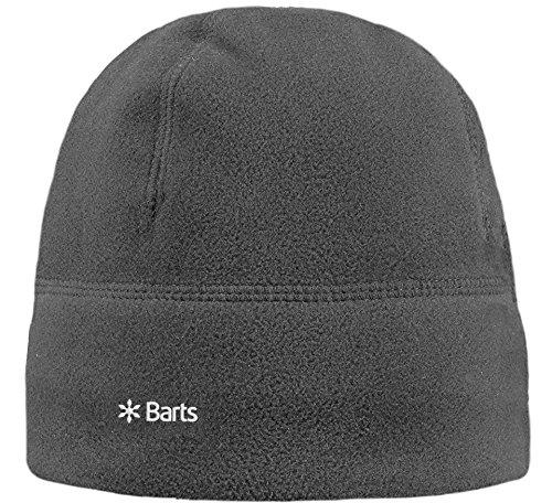 Barts Basic Beanie Cache-Oreilles, Gris (Grau), Fabricant: Taille Unique Mixte