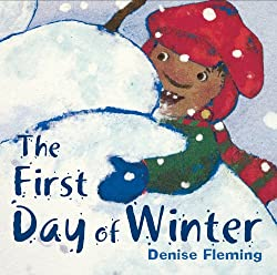 The First Day of Winter book