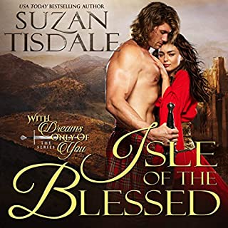 Isle of the Blessed audiobook cover art