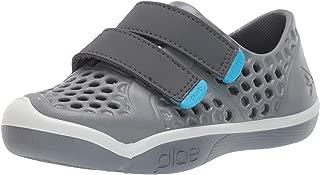 plae Unisex Mimo Water Shoe, Slate, 3 Regular US Little Kid