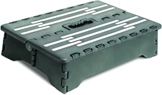 Portable Folding Step Stool by Jobar International