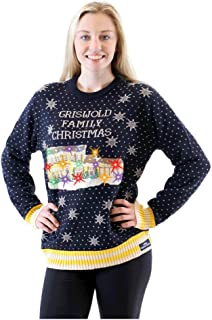 men's oh snap christmas sweater